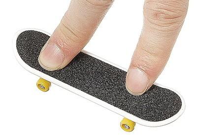 Fingerbord pokrytie