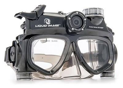 Maska dlia plavaniia s kameroi