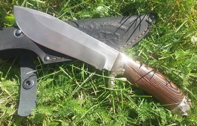 Охотничий нож. Виды и устройство. Клинок и рукоять. Особенности
