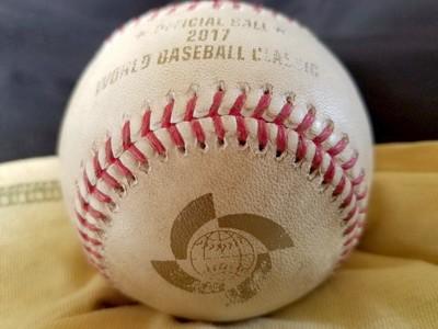 Miach dlia beisbola