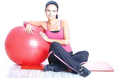 Fitbol aerobika 2