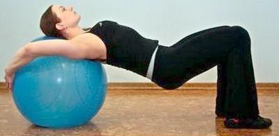 Fitbol aerobika bazovye uprazhneniia 3