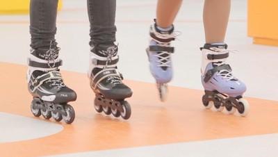Roller sport konki