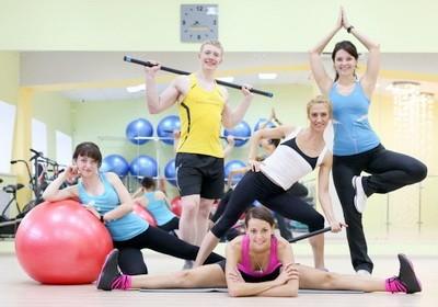 Raznovidnosti aerobiki