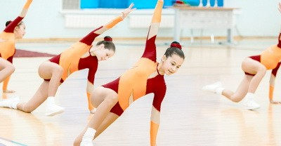 Odezhda dlia sportivnoi aerobiki