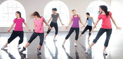 Tantsevalnaia aerobika 2