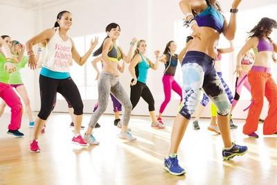 Tantsevalnaia aerobika 3