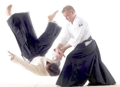 Edinoborstva Aikido