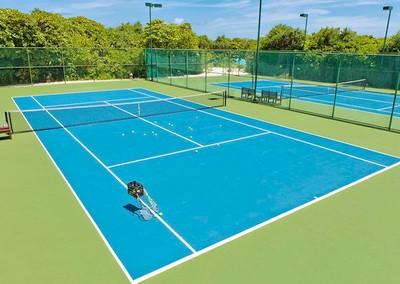 Kort dlia tennisa
