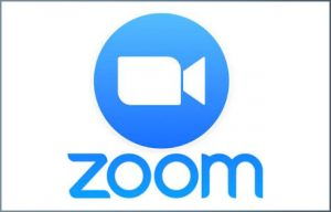 logo for Zoom software
