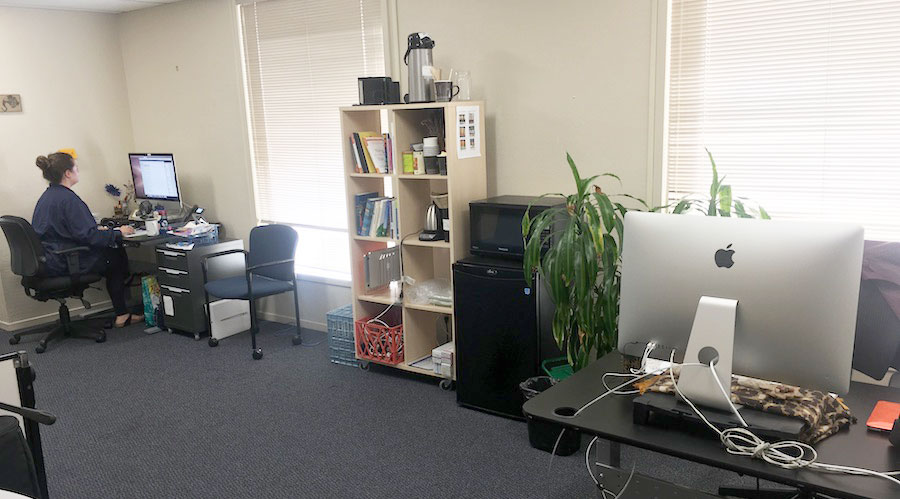 Middlebury DLC Coworking Suite Monterey CA