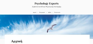 Psychology experts demo website