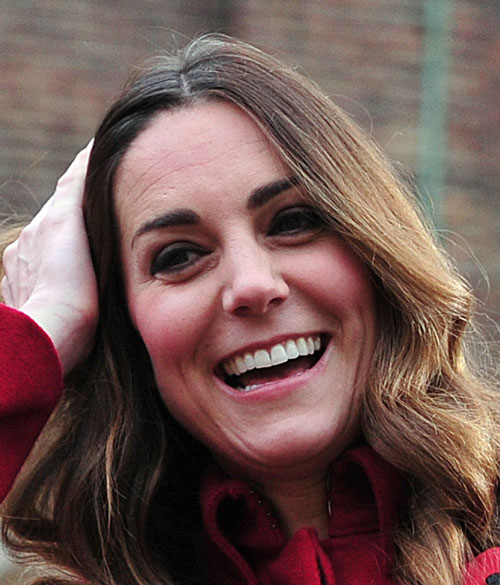 Dlisted BREAKING Duchess Kate Has Grey Hair