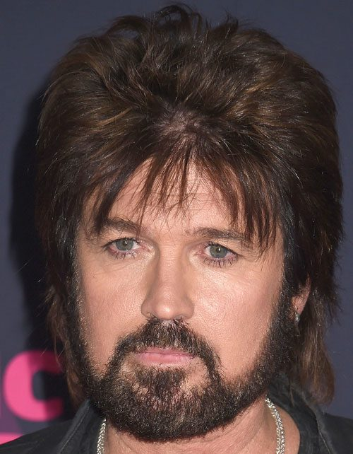 Billy Ray Cyrus Short Hair : billy, cyrus, short, Dlisted, Post:, Hosted, Billy, Cyrus', Stunning,, Elegant, Completely, Natural