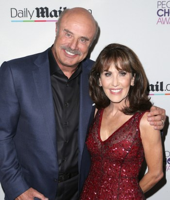 dr phil and wife