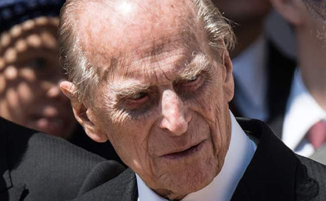 Dlisted Prince Philip Finally Apologized To One Of The