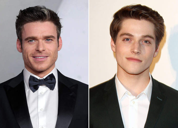 Dlisted | Richard Madden Is Quarantining With Froy ...