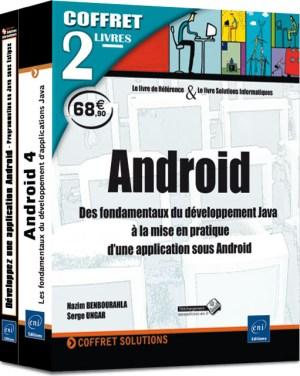 Android – Coffret de 2 livres)