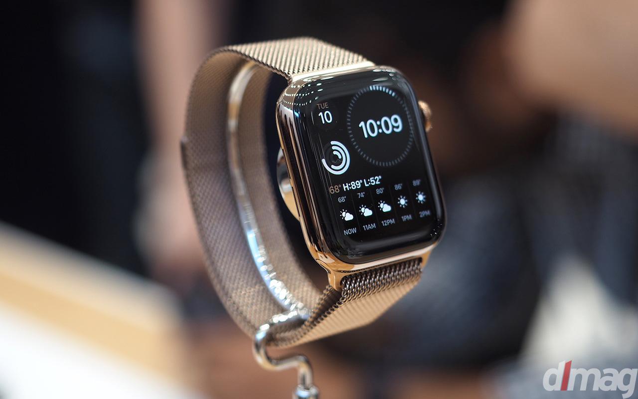 Apple Watch Series 5 - Always-on Display is the Biggest News - dlmag