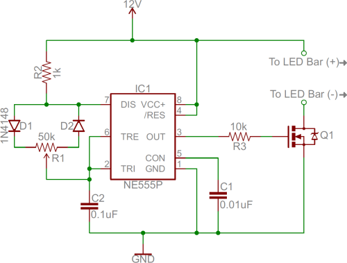 small resolution of 555 timers circuit defrost timers wiring diagram 12 volts eagle signal timers wiring diagram work in