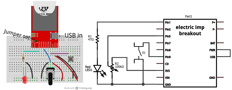 rf modulator hookup diagram kenworth starter wiring electric imp breakout guide learn sparkfun