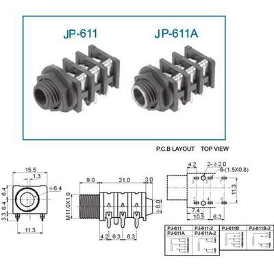 Datasheet JP-611