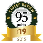 Coffee Review's No. 19 Coffee of 2015