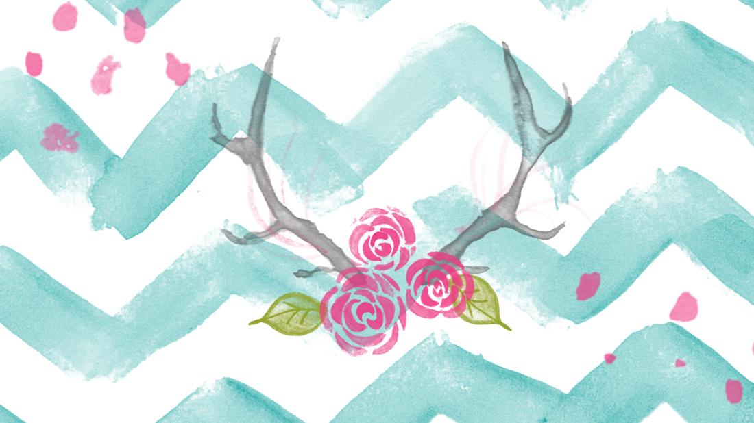 Kate Spade Desktop Wallpaper Watercolor