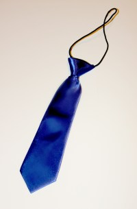Royal Blue Baby/Toddler Necktie on Storenvy