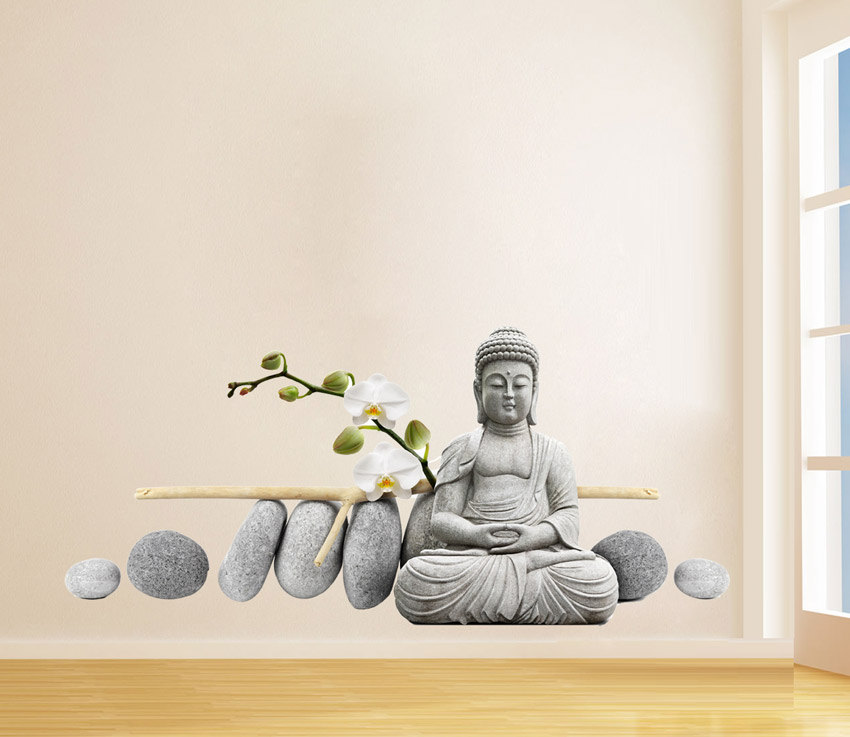 Buddha Home Decor Statues