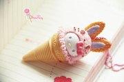 kitty ice cream -ment pen