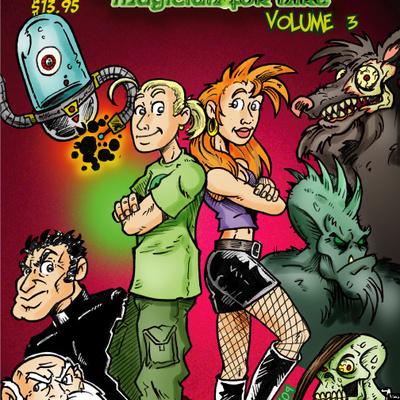 Complete phineus volume 3