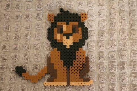 Scar  The Lion King Perler Bead Sprite on Storenvy