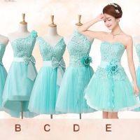 long bridesmaid dresses, grey bridesmaid dress, lace ...