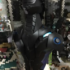 Awesome Kitchen Gadgets Counter Height Chairs Overwatch Genji Carbon Fiber Skin Cosplay Armor Buy On ...