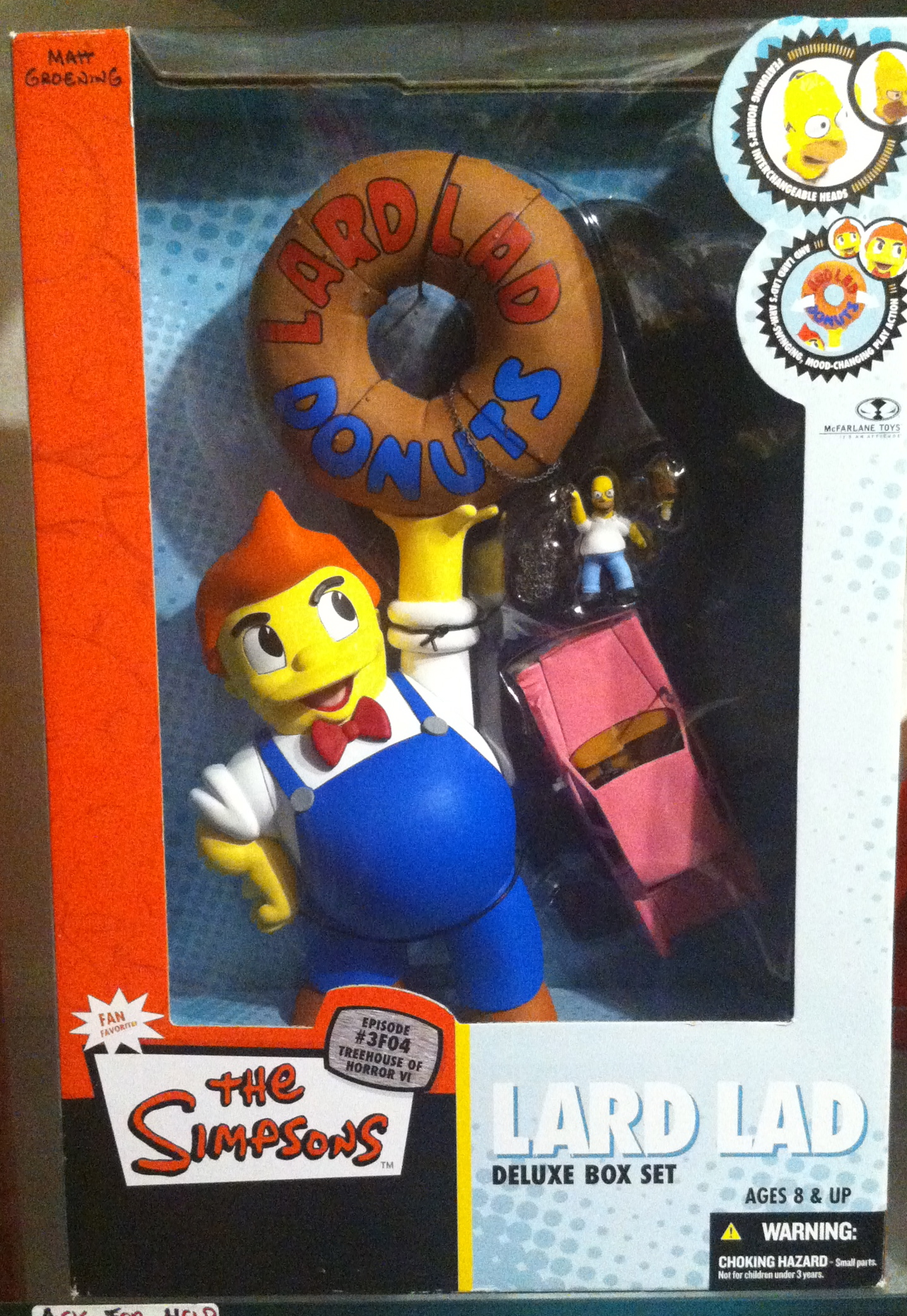 awesome kitchen gadgets teal island mcfarlane toys the simpsons action figure deluxe boxed set ...
