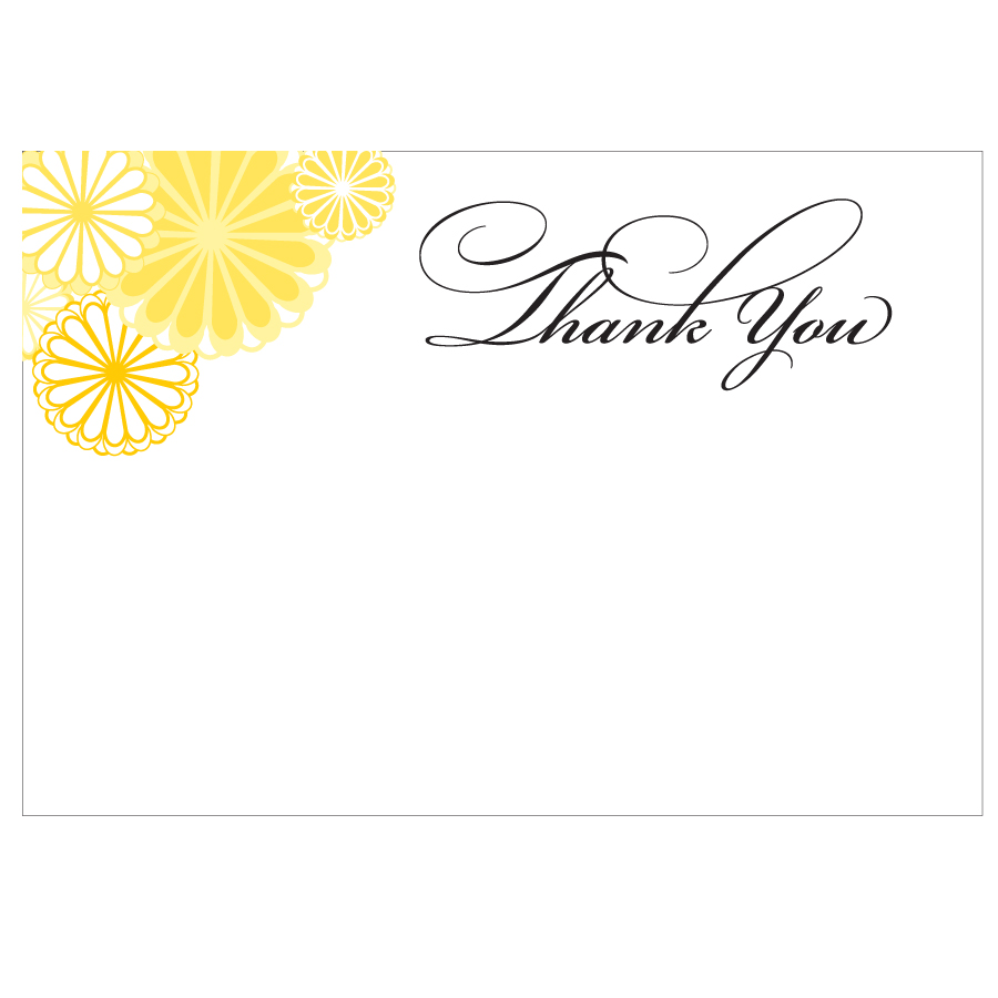 Heartfelt Thank You Letter Sample