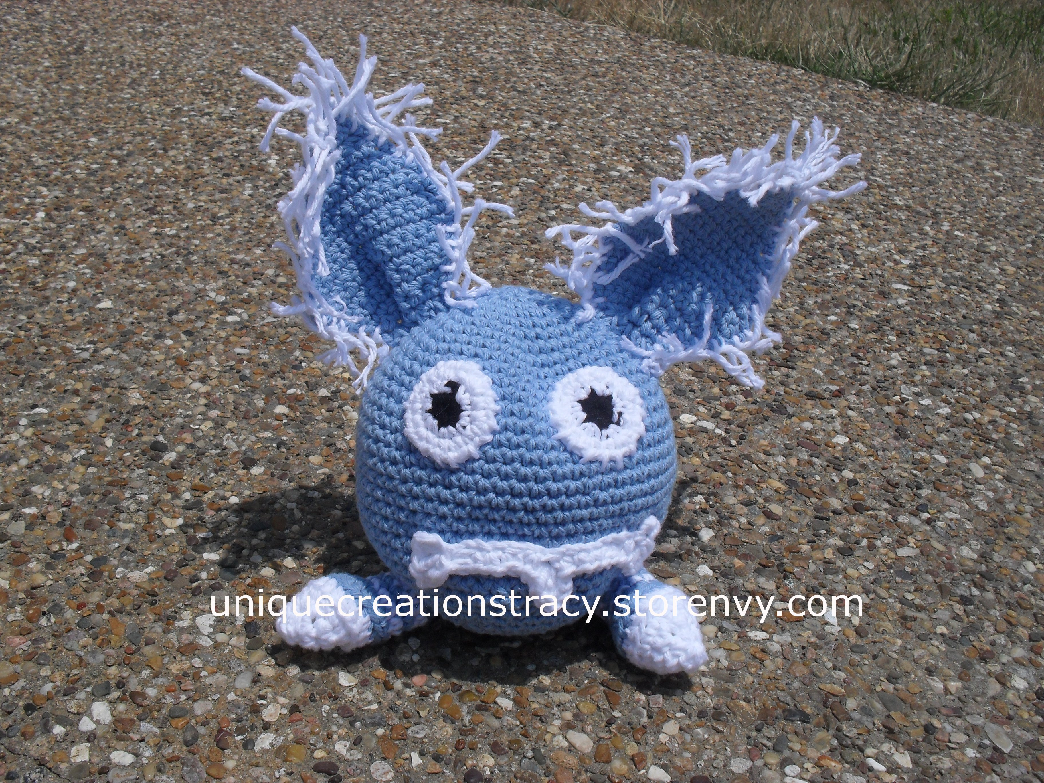 Custom Monster #4 from Unique Creations by Tracy