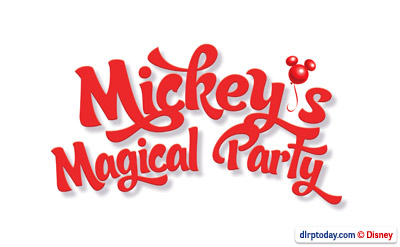 Mickey's Magical Party logo
