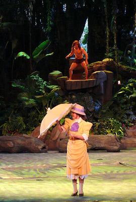 The Tarzan Encounter