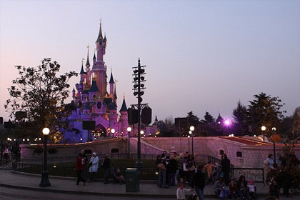 Central Plaza Stage