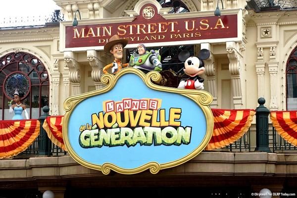 New Generation Festival decorations
