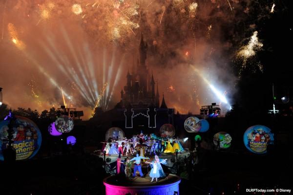 Disney Magical Moments Festival launch