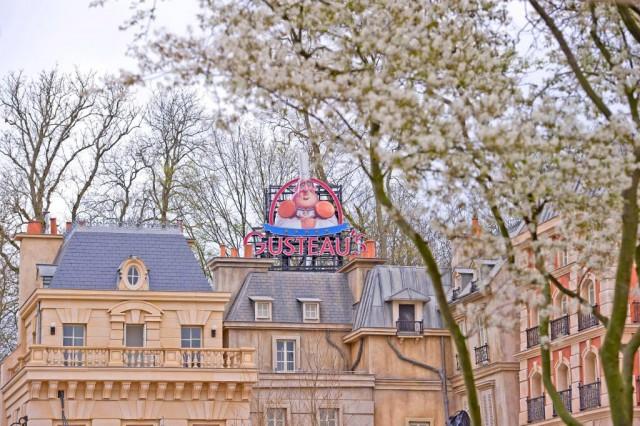 Ratatouille: The Adventure - L'Aventure Totalement Toquée de Rémy at Disneyland Paris