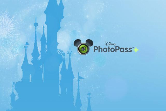 Disney PhotoPass+ Disneyland Paris