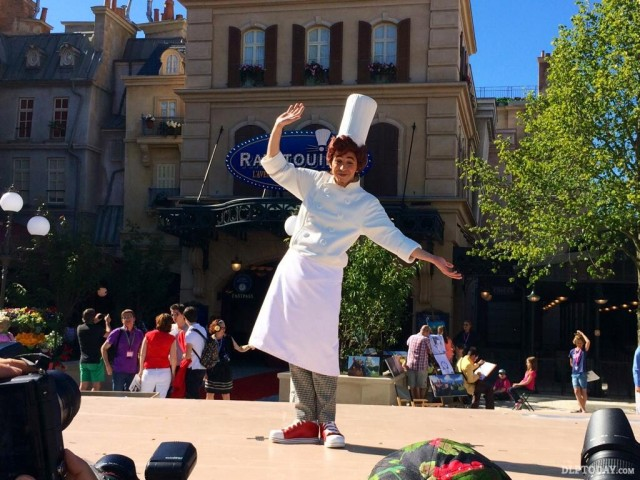 Ratatouille: The Adventure Grand Opening LIVE Reports