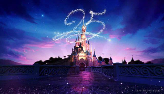 First Disneyland Paris 25th Anniversary trailer video TV spot commercial
