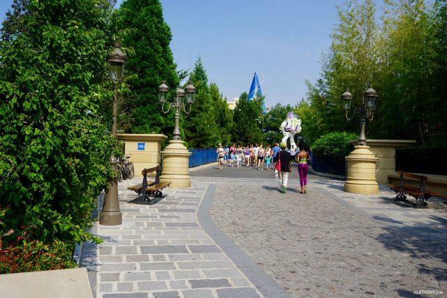 Toon Studio, Walt Disney Studios Park