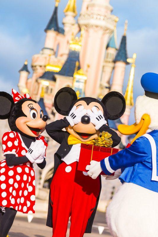 Happy Birthday Mickey: Mouse's Disneyland Paris surprises confirmed
