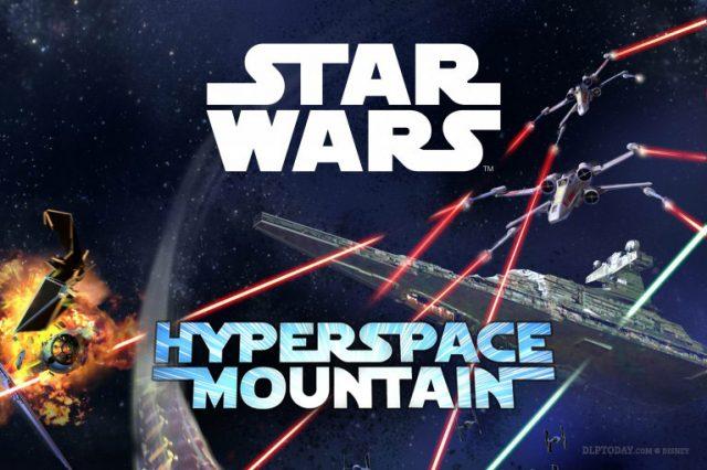 Star Wars Hyperspace Mountain: Rebel Mission Disneyland Paris opening date set